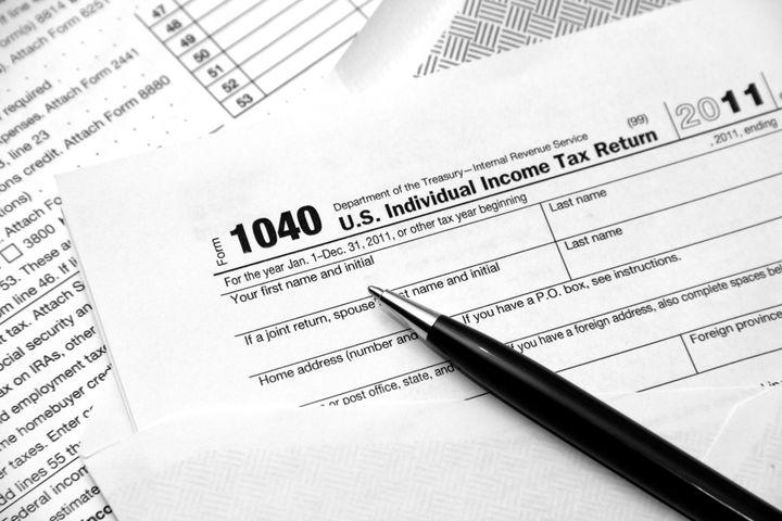 filing federal income tax return