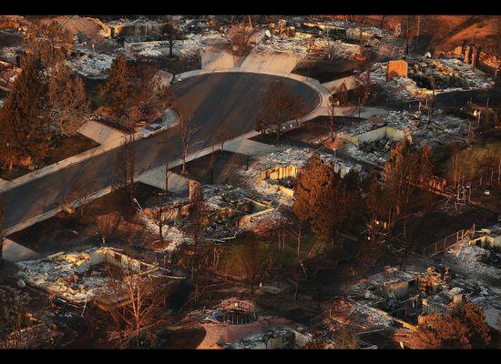 Burglars Target Evacuated Homes In Wake Of Colorado Fire