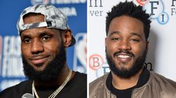 LeBron James Teams Up With Ryan Coogler Of 'Black Panther' For 'Space Jam'