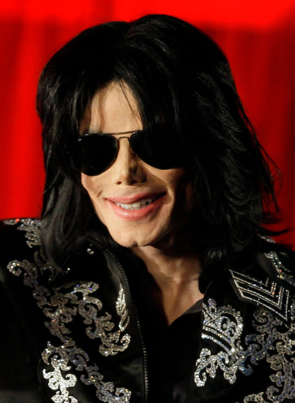 <strong>The Victim: </strong>Michael Jackson (shown here on March 5, 2009)  <strong>Known Aliases:</strong> The King of Pop,