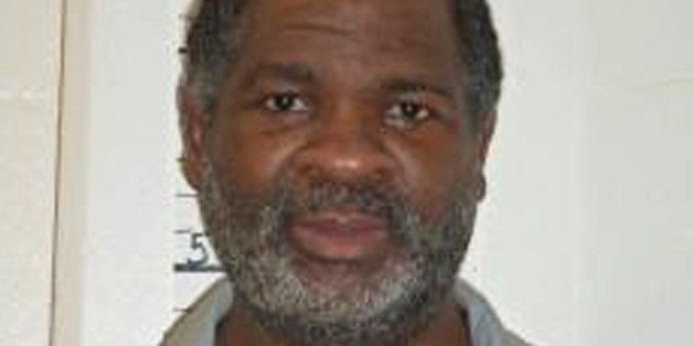 This Feb. 9, 2014 photo provided by the Missouri Department of Corrections shows Missouri death row inmate Richard Strong. St