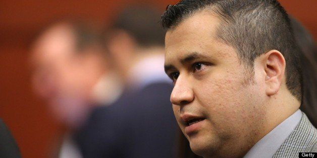 SANFORD, FL - JULY 02:  George Zimmerman leaves the courtroom during a recess on the 17th day of his trial in Seminole circui