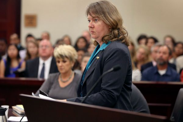 Montgomery County commonwealth attorney Mary Pettitt prosecuted the case against former Virginia Tech student Jessica Michell