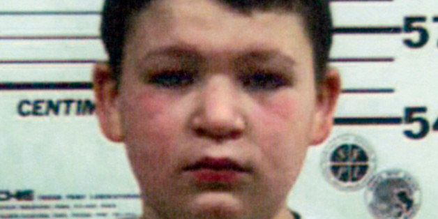 FILE - In this undated file photo provided by the Lawrence County Prison, Jordan Anthony Brown, an 11-year-old charged for th