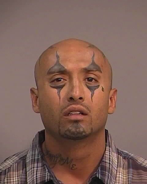 Albert Tejeda, Arizona Man With Recognizable Facial Tattoos