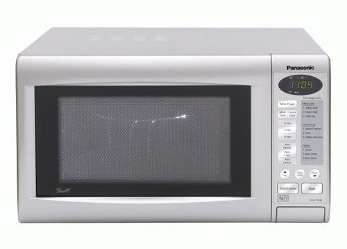 Even otherwise the microwaves fast helpers in the preparation of food, even if you think now of rice.  be very well prepared