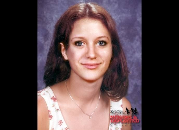 An age progression photo from the National Center for Missing and Exploited Children. The photos was released in October 2006