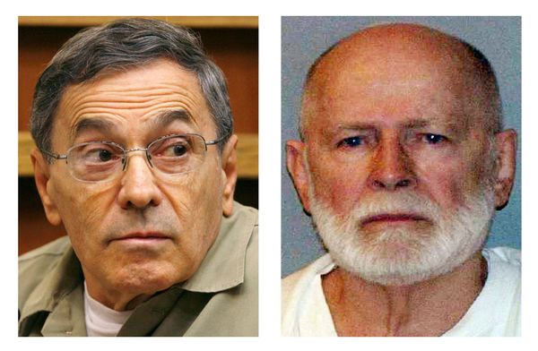"""<a href=""""https://www.huffpost.com/topic/whitey-bulger"""" target=""""_blank"""">James """"Whitey"""" Bulger</a> (pictured right), a notoriou"""
