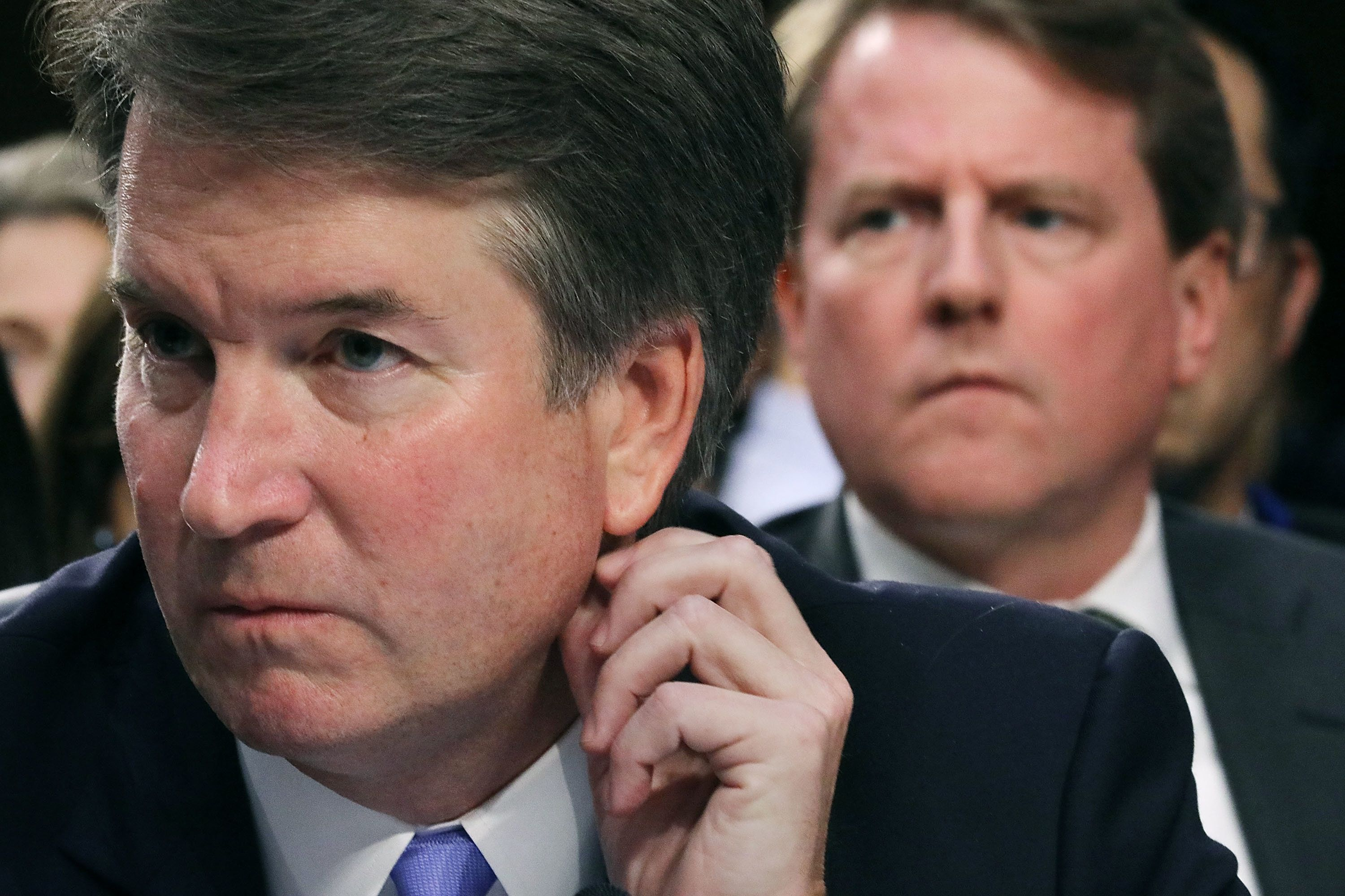 Brett Kavanaugh Is A Poster Child For The American Aristocracy