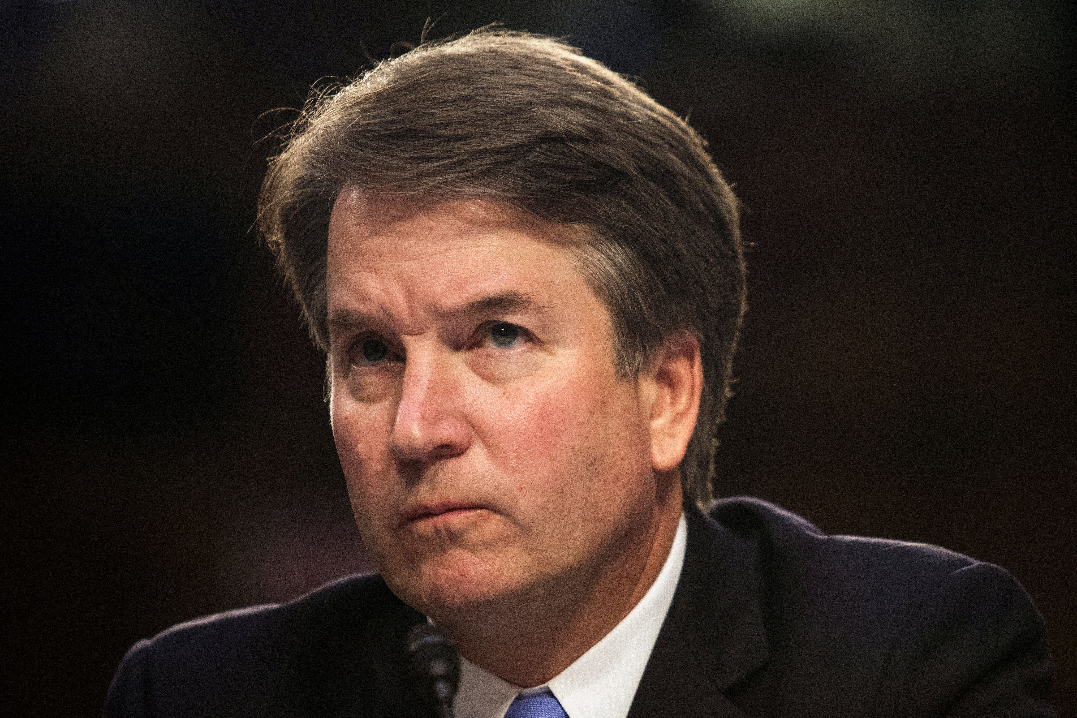 Kavanaugh Accuser's Lawyer Says Rush To Hearing Is 'Not A Fair Or Good Faith Investigation'