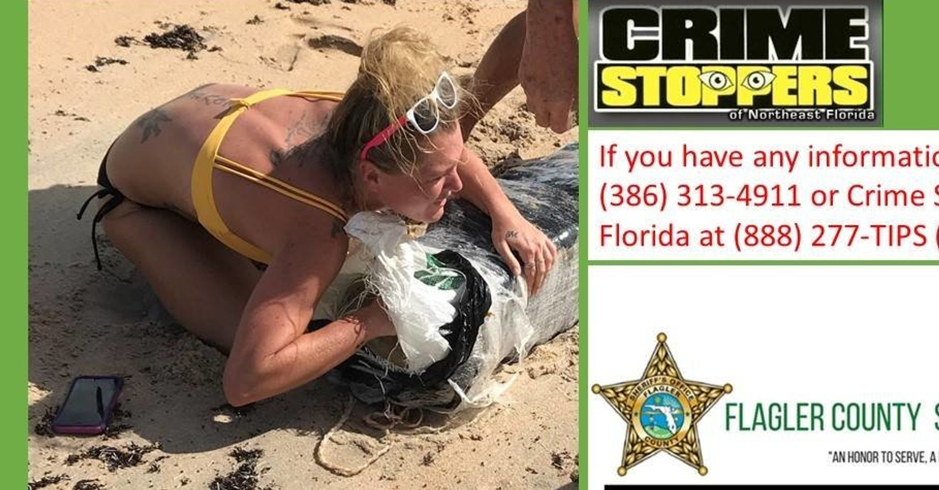 Giant Packages Of Marijuana Washed Up In Florida | HuffPost