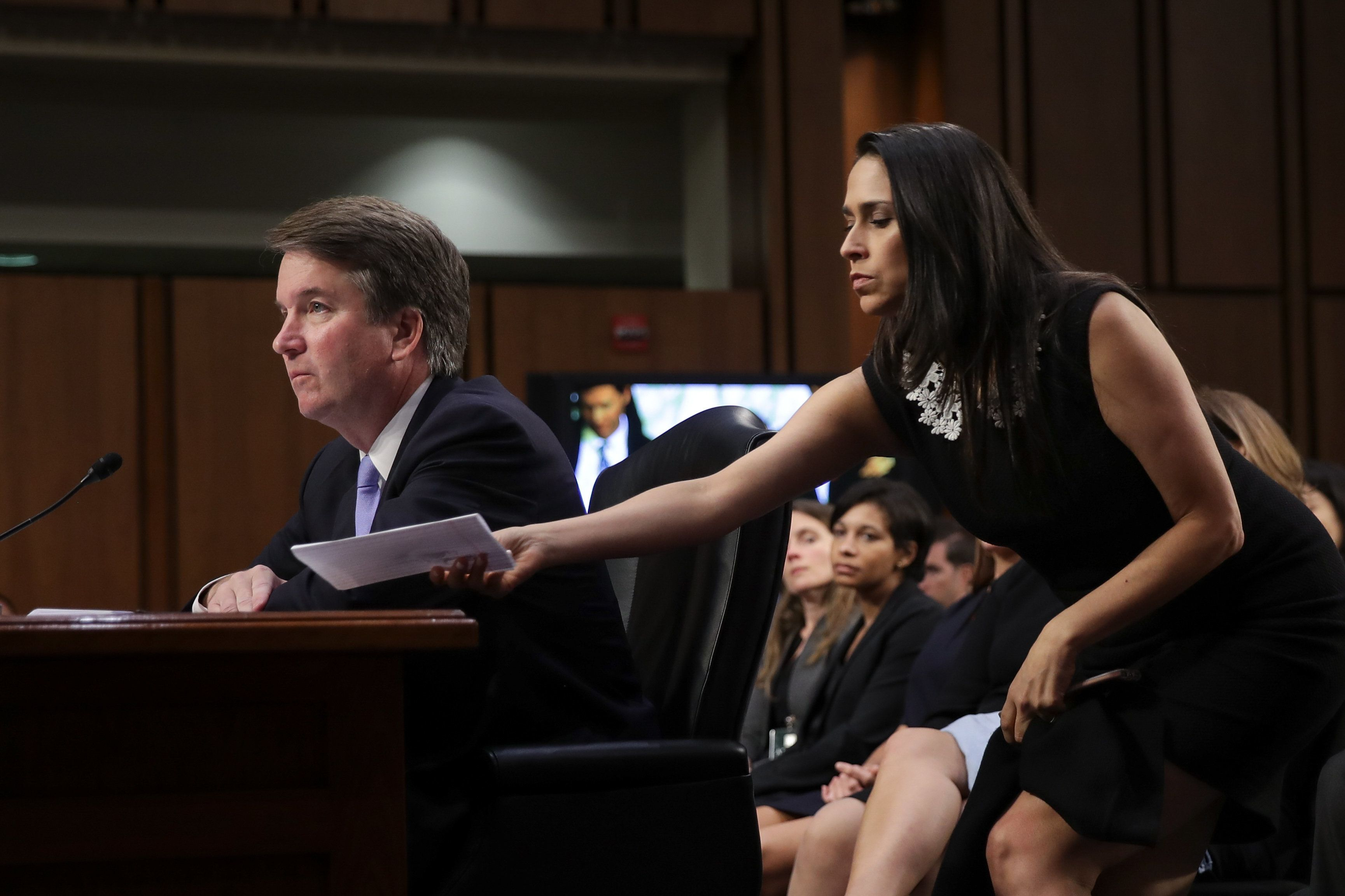 Kavanaugh's prospective female clerks were reportedly advised to look 'like models'