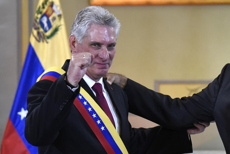 쿠바의 새 대통령이 동성혼 법제화 지지를