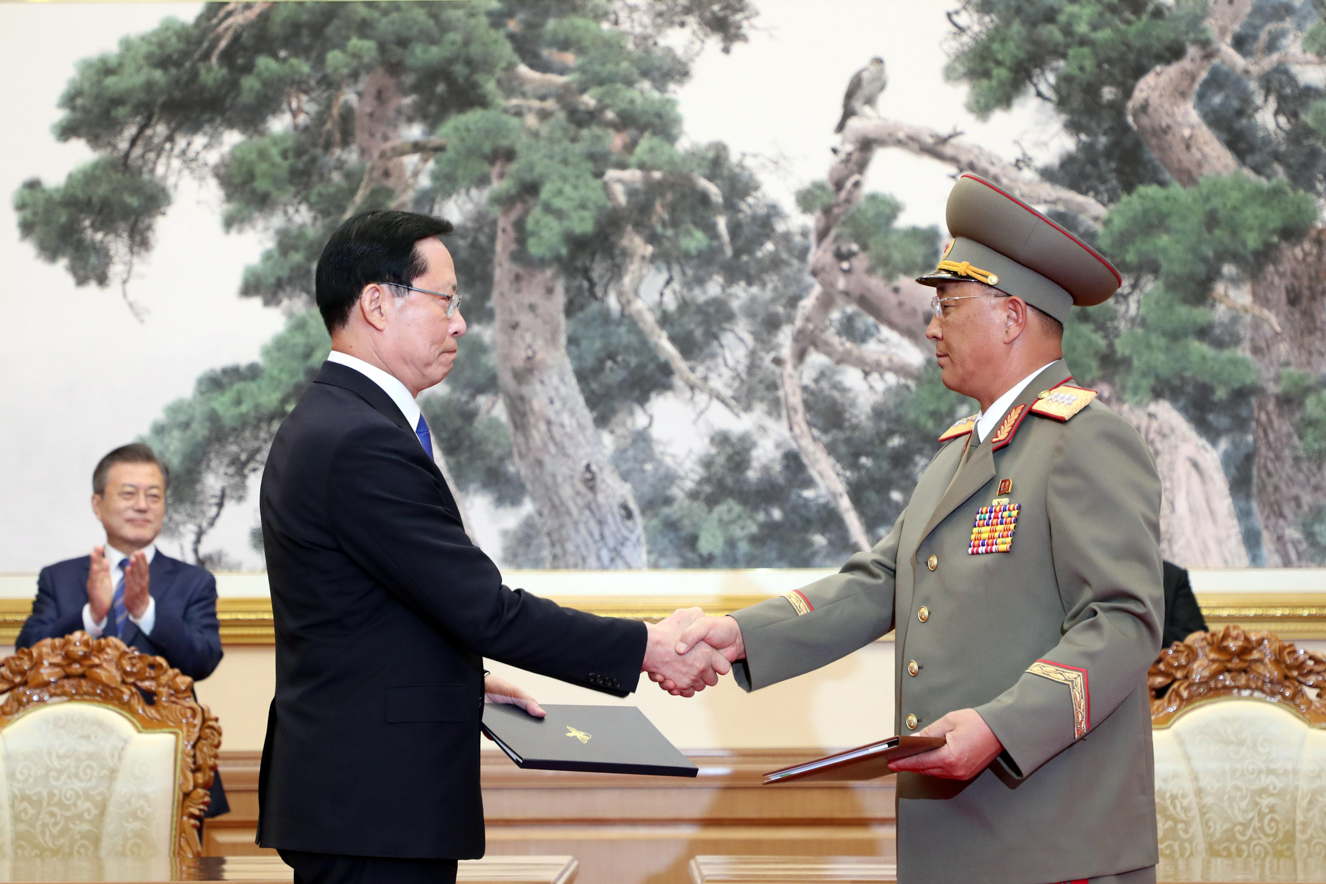 남북 군사합의가 판문점 관광 프로그램에 가져올