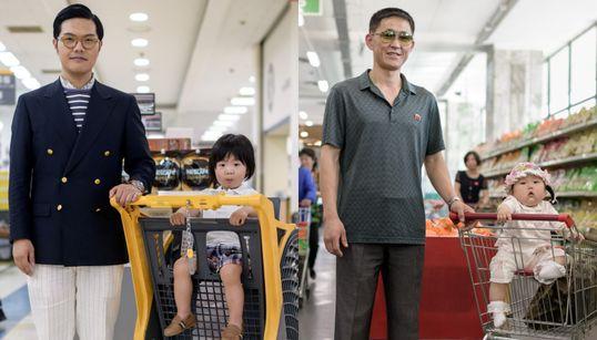 남한과 북한의 생활을 같은 시선으로 바라본