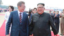북한이 선물로 송이버섯 '2톤'을