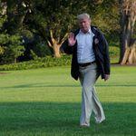 Pour Donald Trump, l'ouragan Florence était