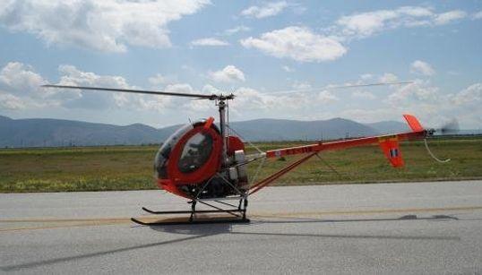 Αναγκαστική προσγείωση ελικοπτέρου της Αεροπορίας Στρατού στην