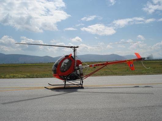 Αναγκαστική προσγείωση ελικοπτέρου της Αεροπορίας