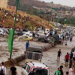 Intempéries à Constantine: 2 morts et sauvetage de 11 personnes bloquées dans leurs