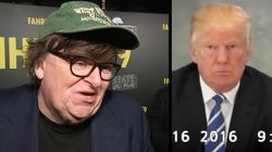 Michael Moore Comes After Trump in New