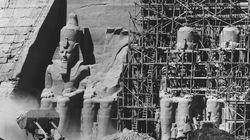 Il y a 50 ans, le sauvetage des temples égyptiens d'Abou