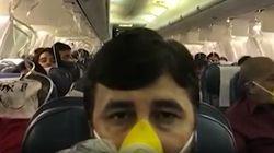 Flugzeug-Passagiere bekommen Nasen- und Ohrenbluten, weil Crew schweren Fehler