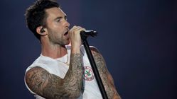 Reports That Maroon 5 Will Perform At This Year's Super Bowl Get A Lukewarm Reception