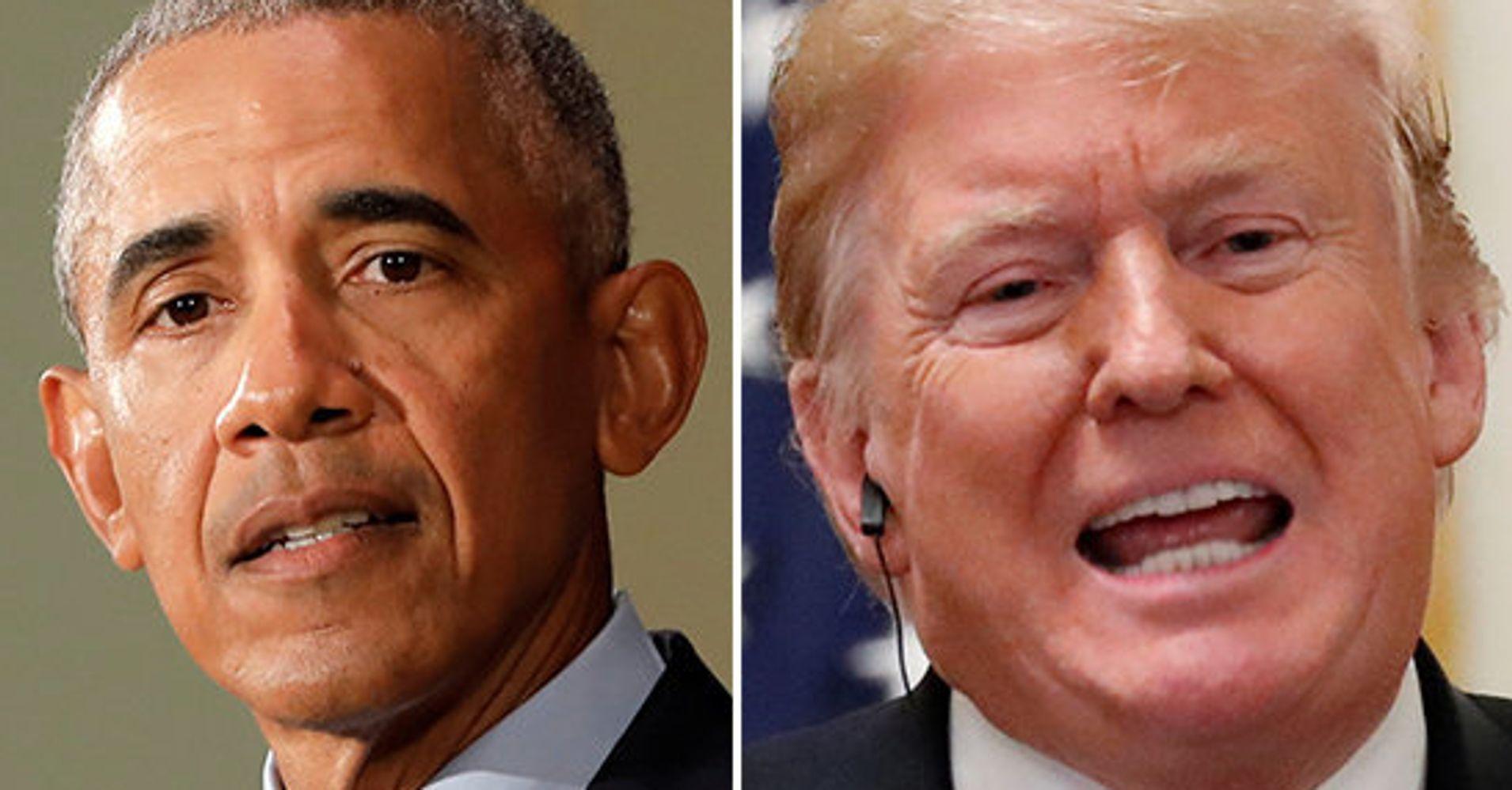 obama photographer taunts trump and gop senators with fbi