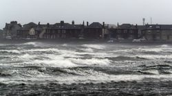 The Windy Weather Isn't Over Yet, Storm Bronagh Is On Its