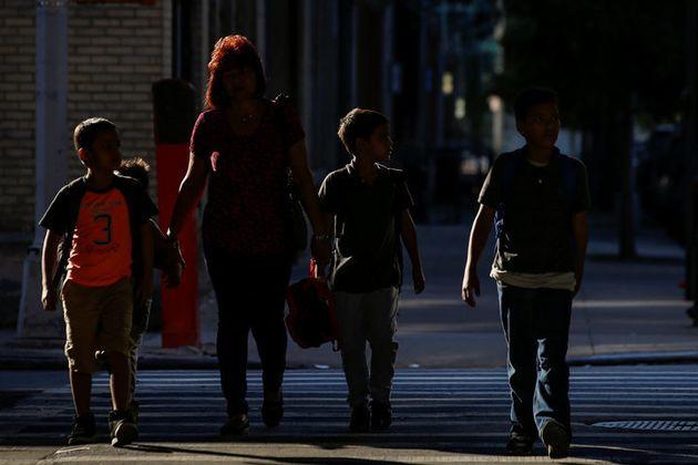 Αγνοούνται 1.488 ασυνόδευτα παιδιά που χωρίστηκαν από τις οικογένειές τους στα σύνορα