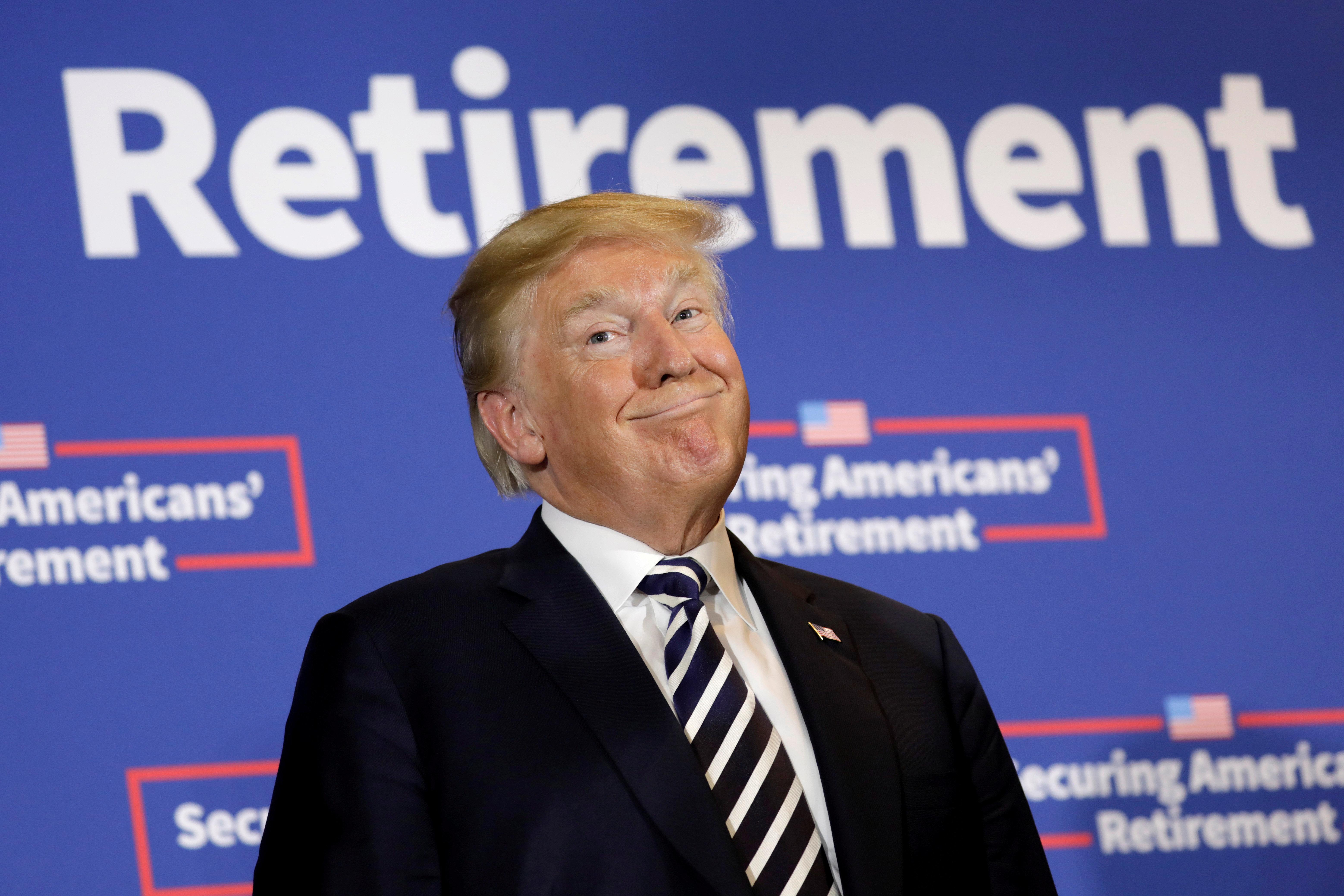 Contre l'immigration, Donald Trump suggère à l'Espagne de construire un mur... au