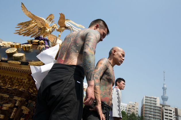 Γιατί οι Ιάπωνες απαγορεύουν τα τατουάζ στους παίκτες