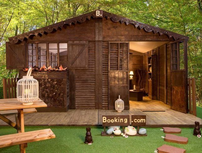 Με 50 ευρώ μπορείς να μείνεις σε αυτό το σοκολατένιο σπίτι στο