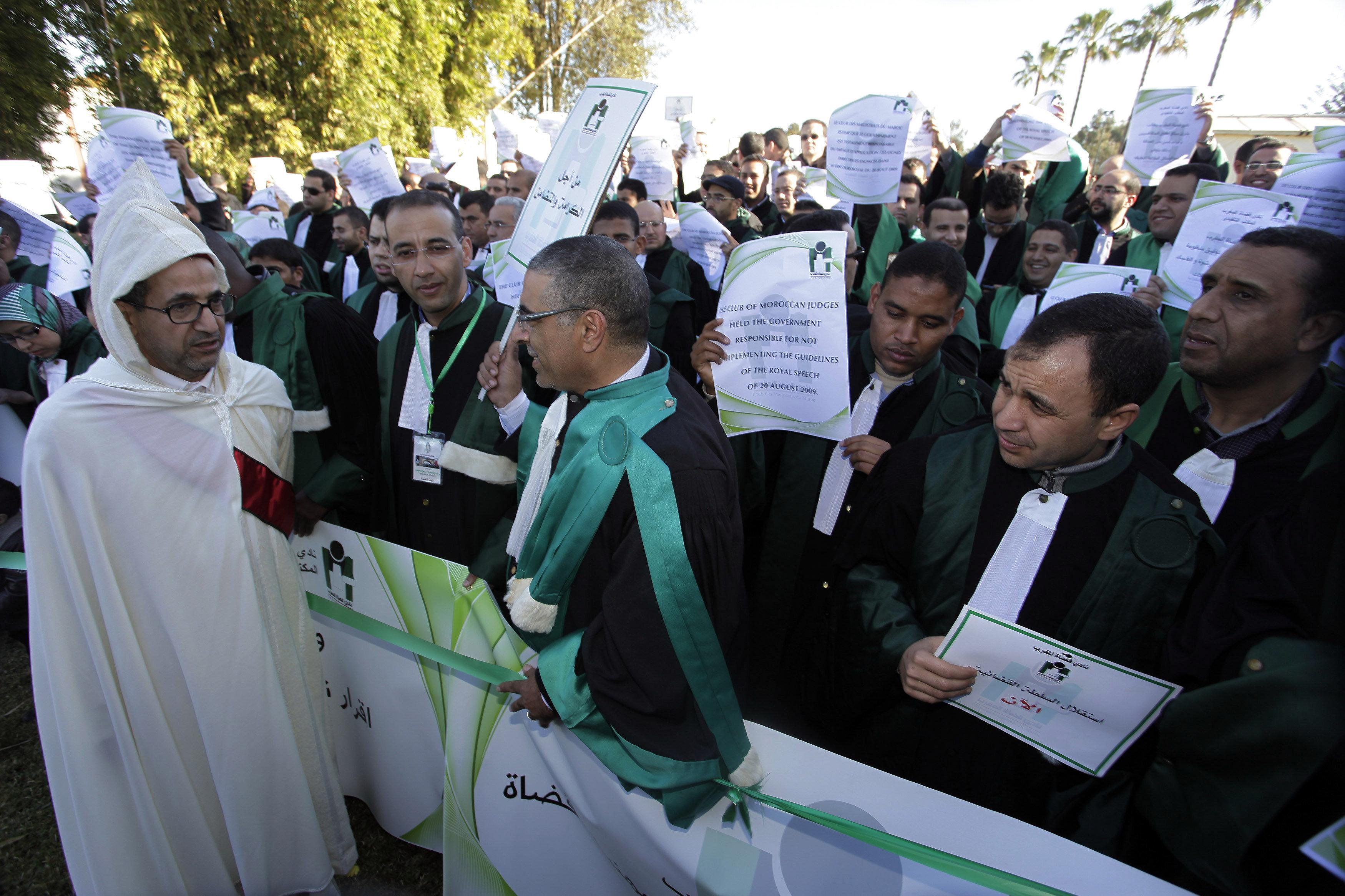 """Me Abdellatif Chentouf: """"Le Conseil supérieur du pouvoir judiciaire n'est pas au-dessus de la"""