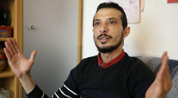Syrer in Chemnitz trifft in Kneipe auf Neonazi: