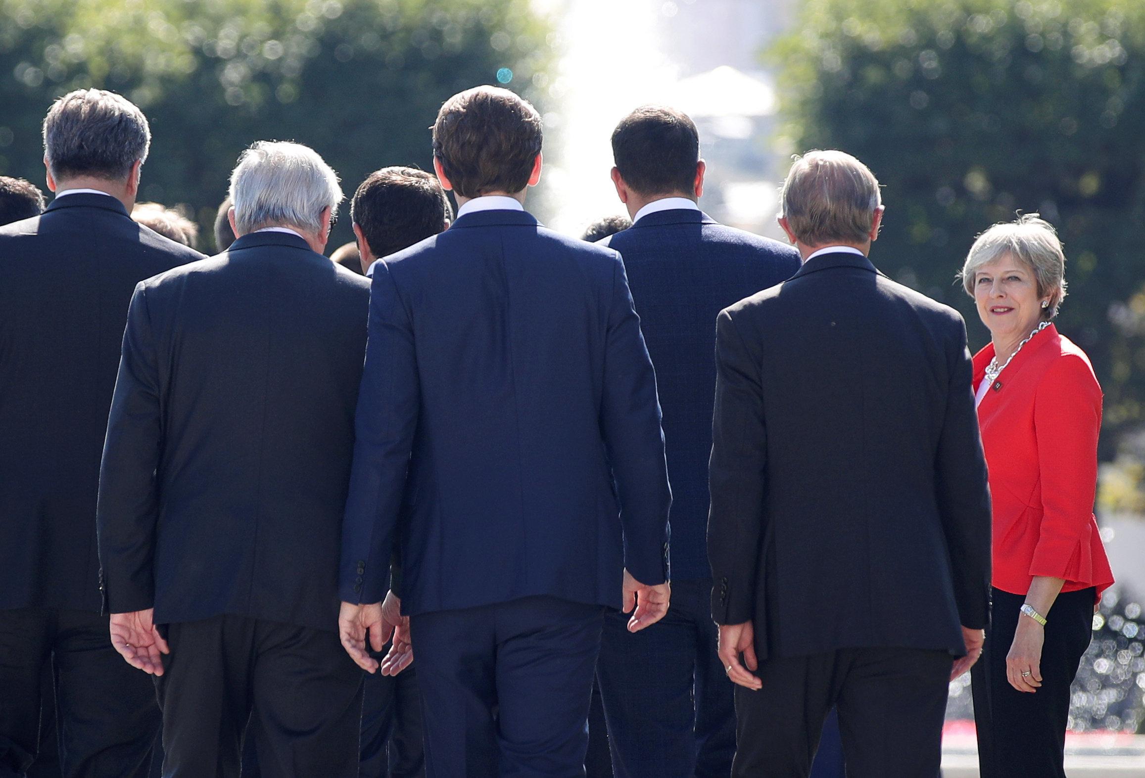 Brexit-Einigung schien sich anzubahnen – dann trafen sich die EU-Chefs in