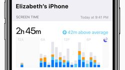 Apple's Screen Time Is Here To Help You Use Your Phone