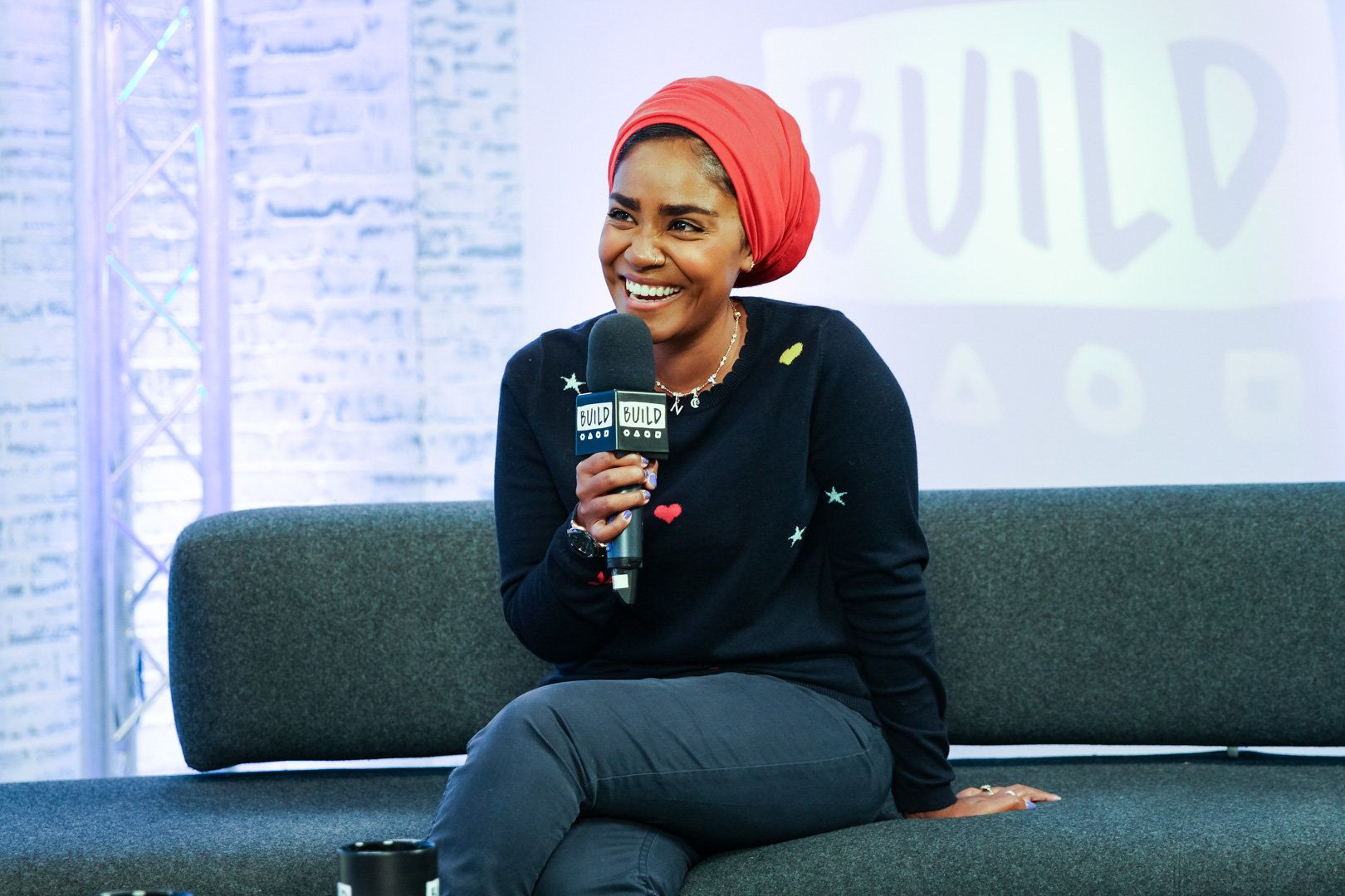 BAKE OFF: Nadiya Hussain Has Put Herself Forward For 'I'm A Celebrity': 'Give Me A Jug Of Blitzed Up
