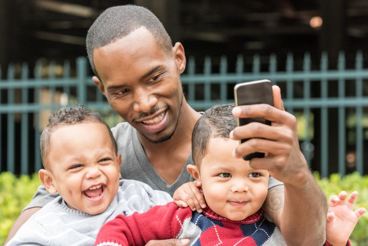 Approximately 2 million dads in the U.S. stay at home with their kids.