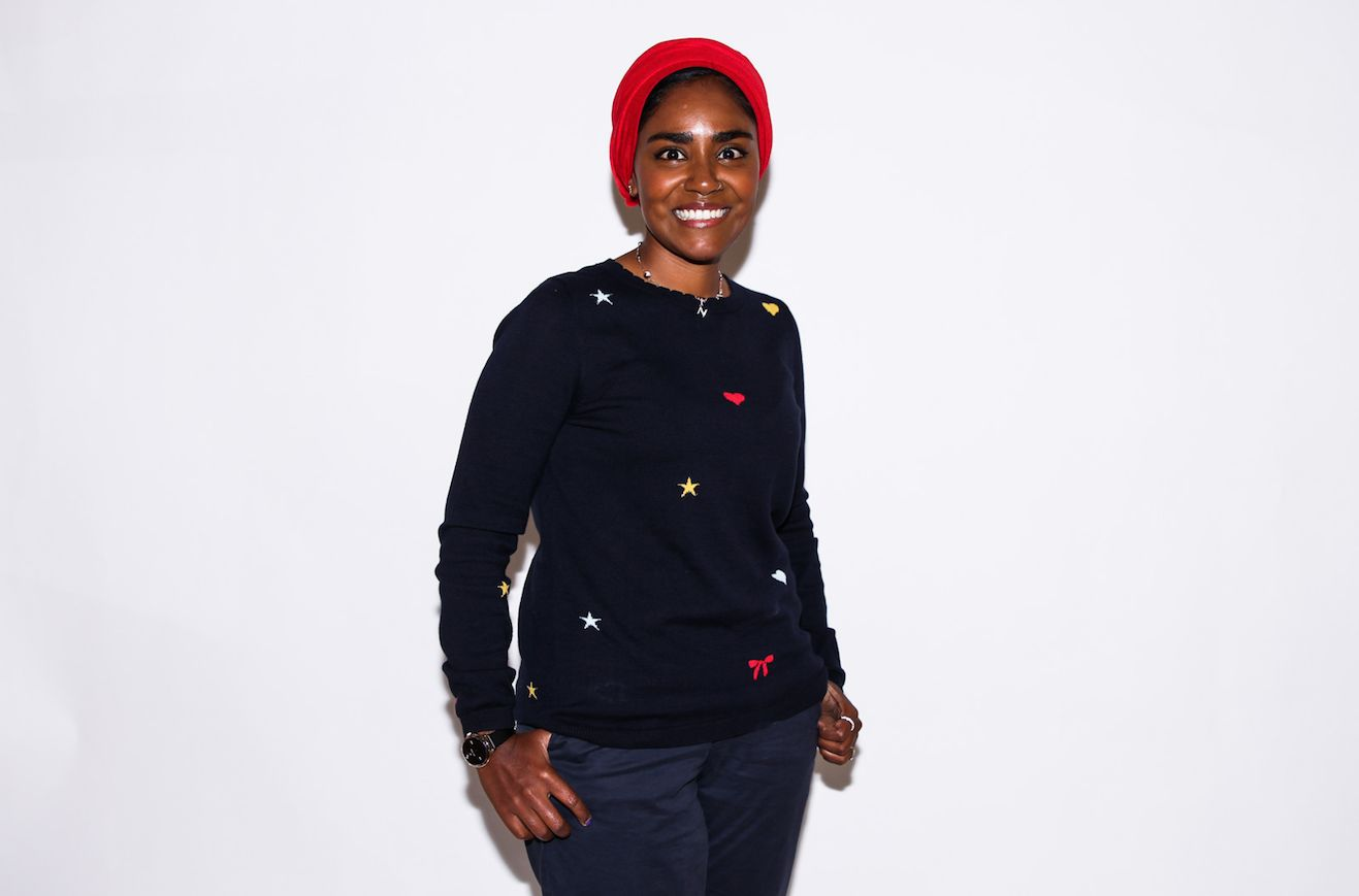 STRICTLY NO: Nadiya Hussain Reveals The Reason Why She Turned Down 'Strictly' This