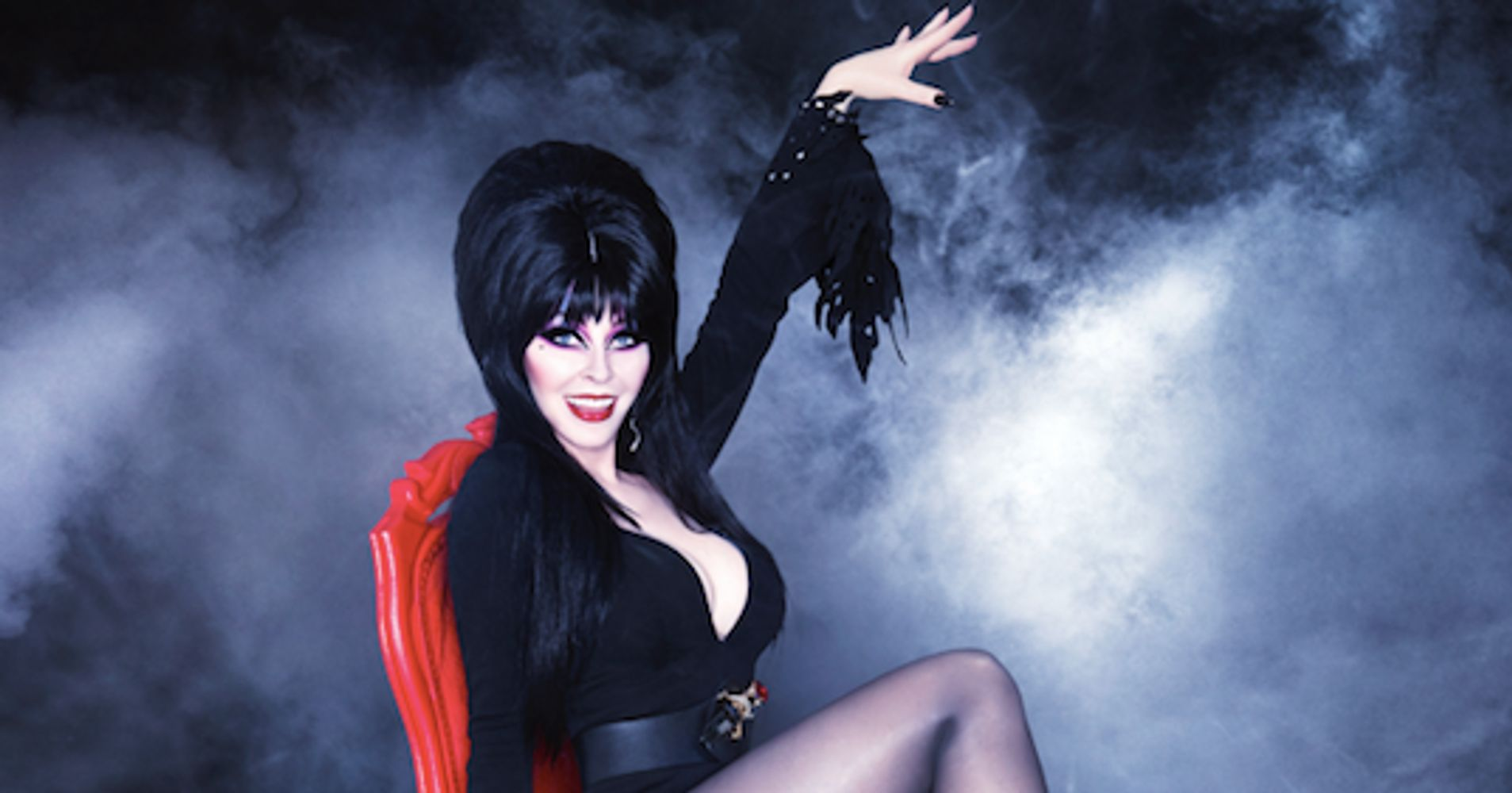 Elvira On Her Life-Changing Night With Elvis At 17, Her Legendary