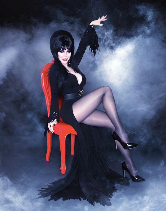 Elvira boobs