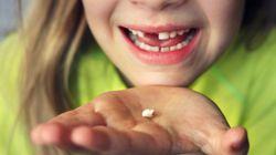 Wie ihr euren Kindern das Leben retten könntet, wenn ihr deren Milchzähne