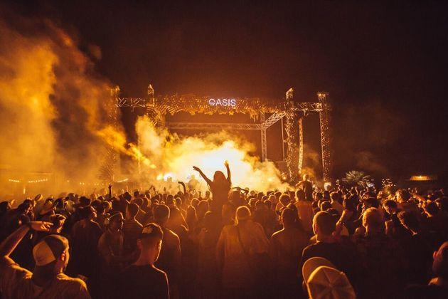 Les plus belles images du festival Oasis à Marrakech, pour revivre les temps forts de cette 4e