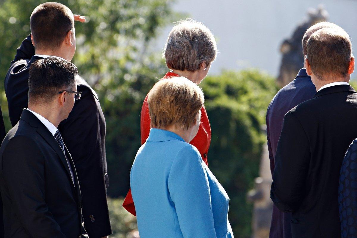 Οι προτάσεις της Κομισιόν για τη φύλαξη των συνόρων στην άτυπη Σύνοδο Κορυφής