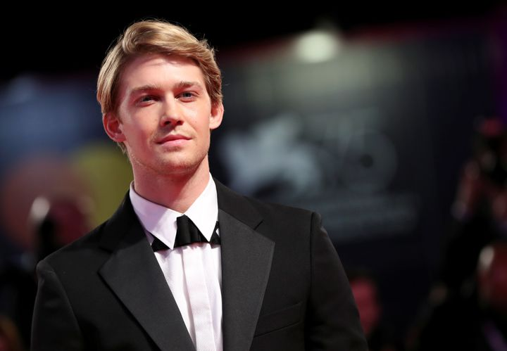 "Joe Alwyn at the premiere of ""The Favourite"" at the 75th Venice International Film Festival on Aug. 30. Alwyn spoke to Britis"