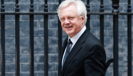 David Davis On The Brexit Battle Ahead: 40 'Rock Solid' Rebels Are Ready To Vote May's Chequers Deal