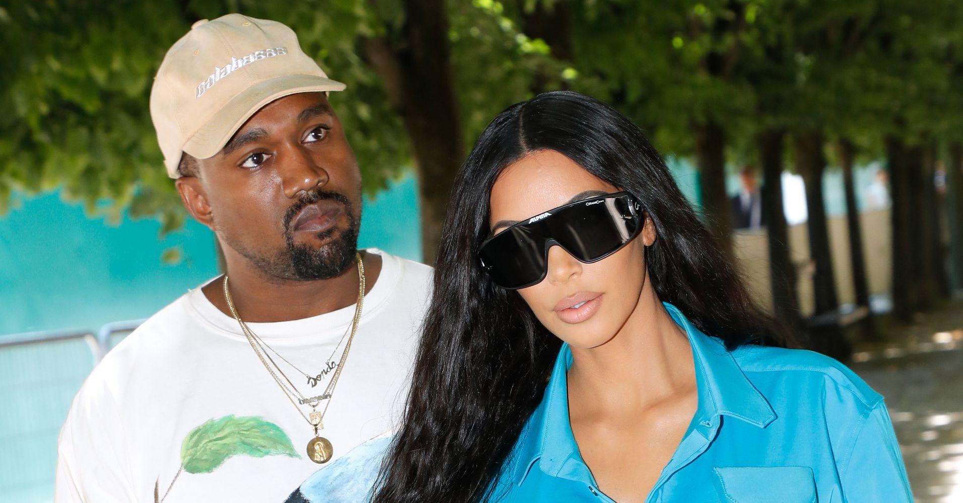 Kanye West Calls Out Drake And Everyone Who's Wronged Kim Kardashian