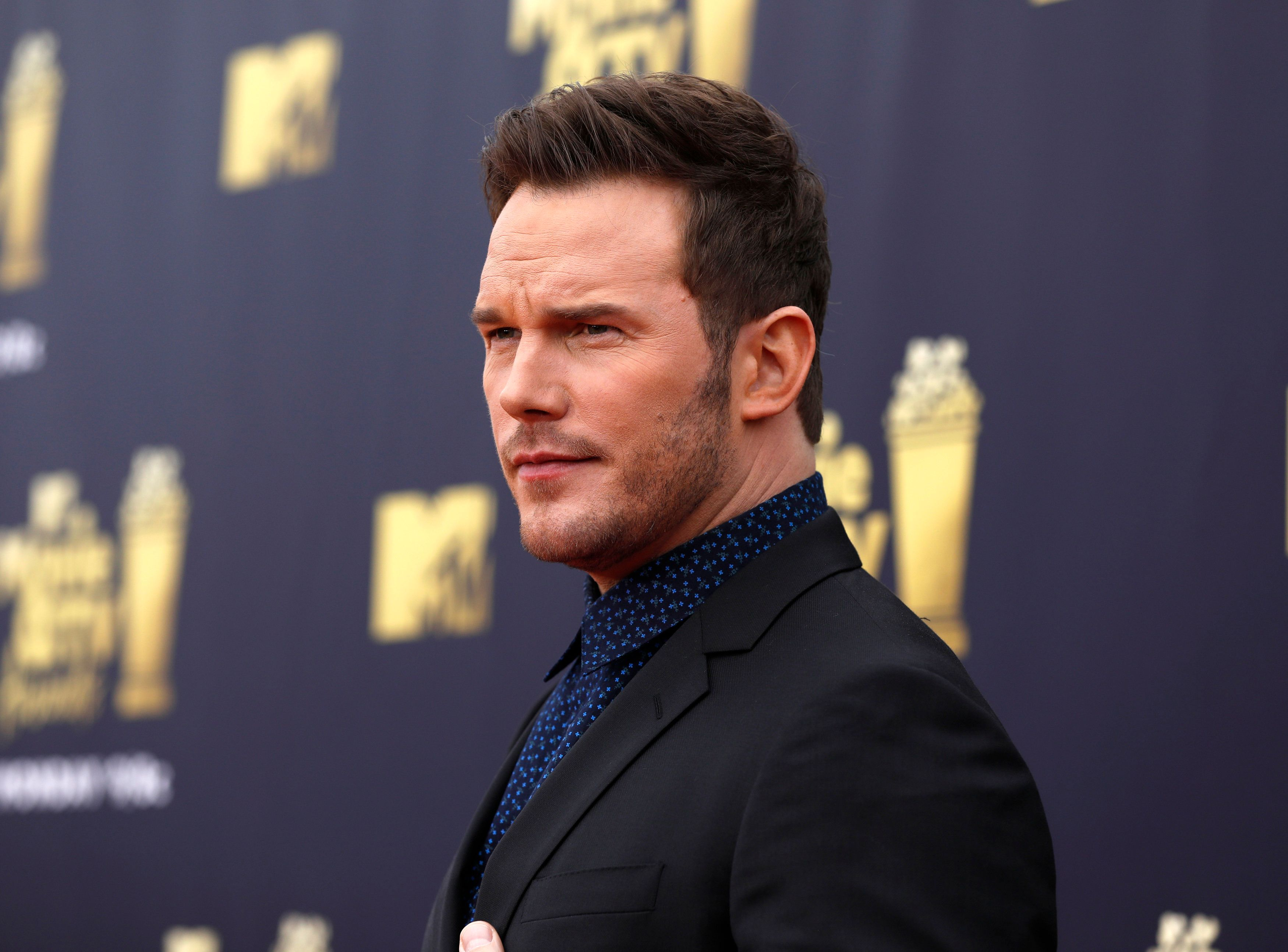 2018 MTV Movie & TV Awards - Arrivals - Santa Monica, California, U.S., 16/06/2018 - Actor Chris Pratt. REUTERS/Mario Anzuoni